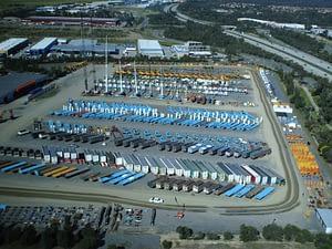 Auction Services Depth Logistics